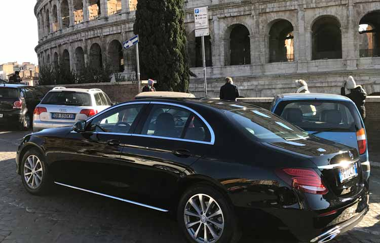 Personal Driver in Rome