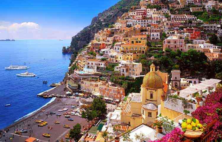 Sorrento and Positano tour