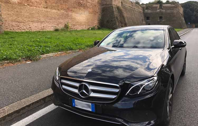 Transfer Rome chauffeur private