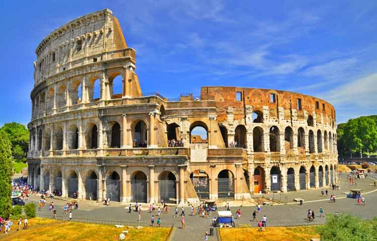 One day private tour in Rome