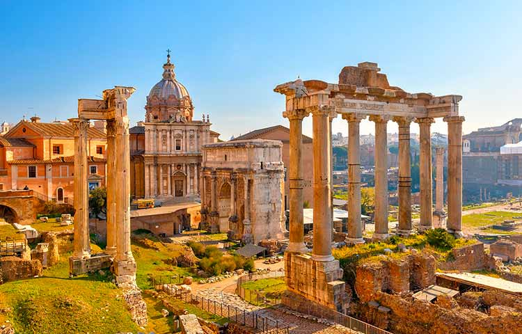 Travel Rome and Florence tours